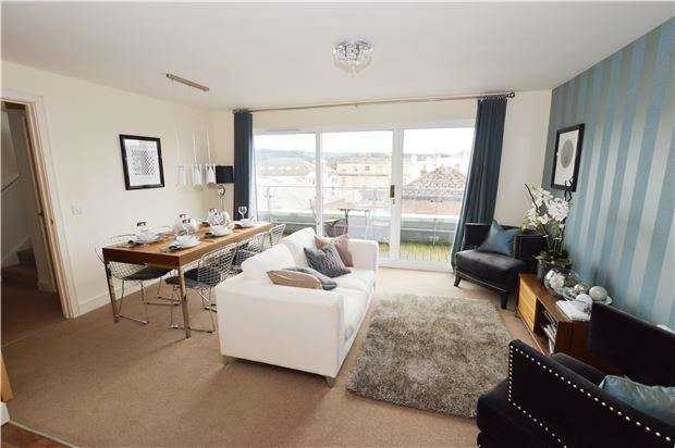 2 Bedrooms Flat for sale in Albion Street, CHELTENHAM, Gloucestershire, GL52 2LP