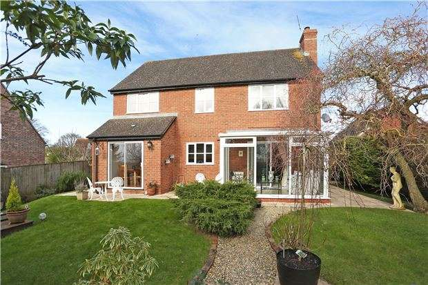 4 Bedrooms Property for sale in Lyncroft, Minsterworth, GLOUCESTER, GL2 8LD