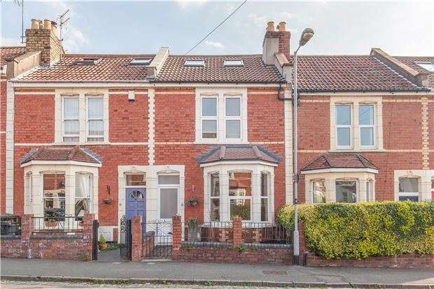 3 Bedrooms Terraced House for sale in Ellicott Road, Horfield, Bristol, BS7 9PT