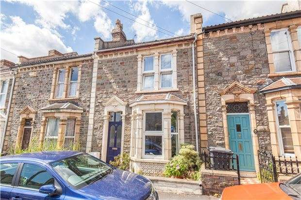 3 Bedrooms Terraced House for sale in Rozel Road, BRISTOL, BS7 8SQ