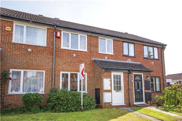 3 Bedrooms Terraced House for sale in Slimbridge Close, Yate, BRISTOL, BS37 8XY