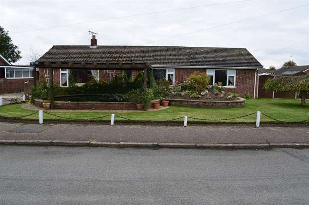 4 Bedrooms Detached Bungalow for sale in Carl Crescent, Trunch, North Walsham, Norfolk