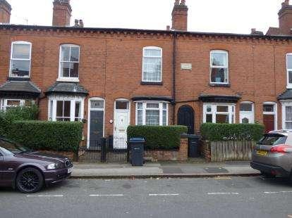 2 Bedrooms Terraced House for sale in Vivian Road, Harborne, West Midlands, West Midlands
