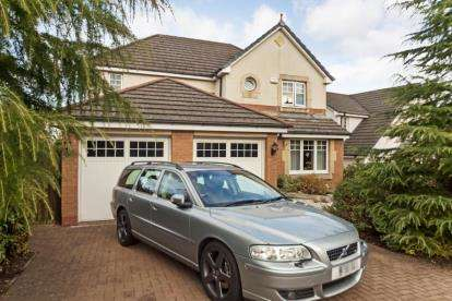 4 Bedrooms Detached House for sale in Scalloway Road, Cambuslang, Glasgow, South Lanarkshire