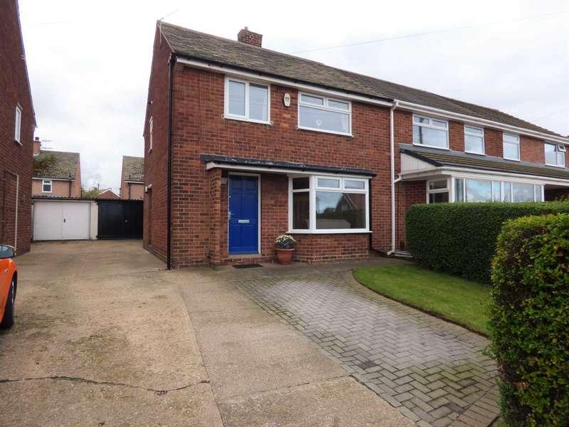 3 Bedrooms Semi Detached House for sale in Windy Hill Lane, Marske