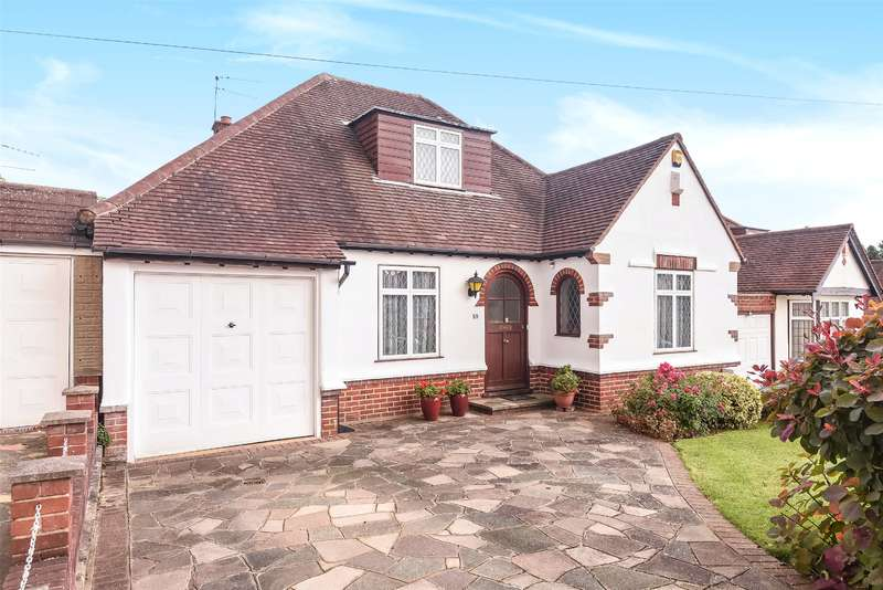 3 Bedrooms Bungalow for sale in Stanley Road, Northwood, Middlesex, HA6