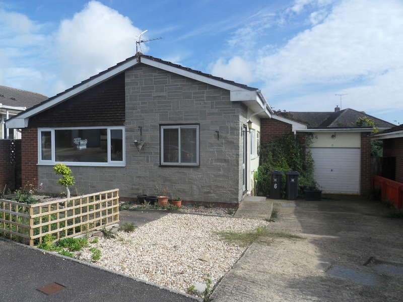 3 Bedrooms Detached Bungalow for sale in Marlborough Close, Exmouth