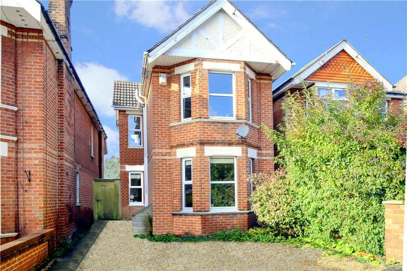 3 Bedrooms Detached House for sale in Edward Road, Lower Parkstone, Poole, Dorset, BH14