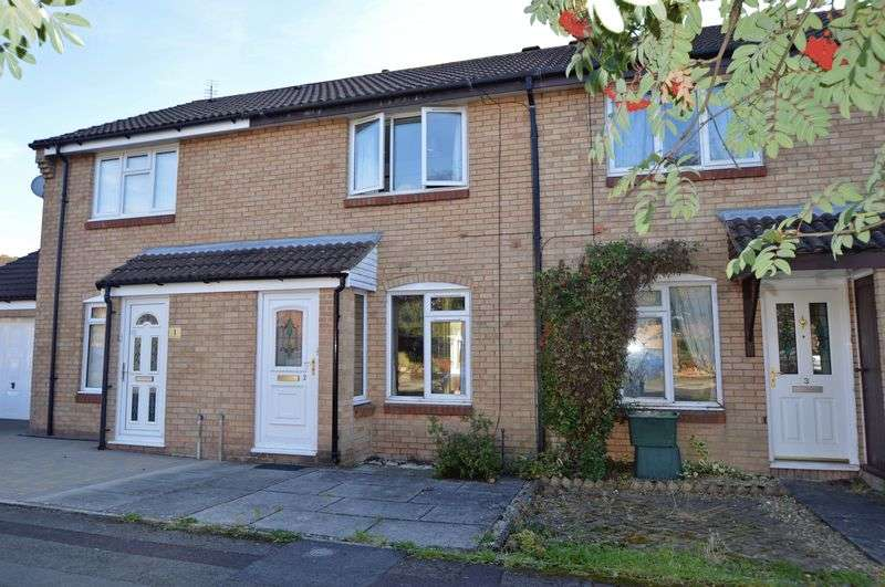 2 Bedrooms Terraced House for sale in Newlands Green, Clevedon