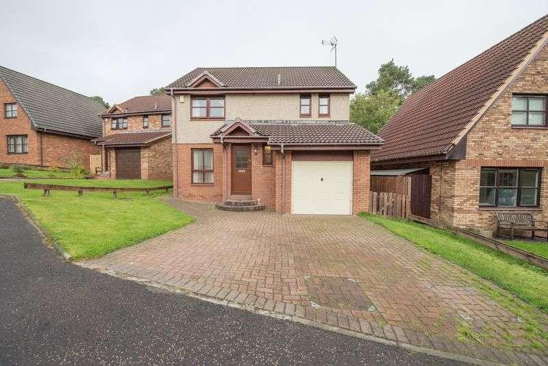 5 Bedrooms Detached House for sale in Lochshot Place, Eliburn, EH54 6SJ
