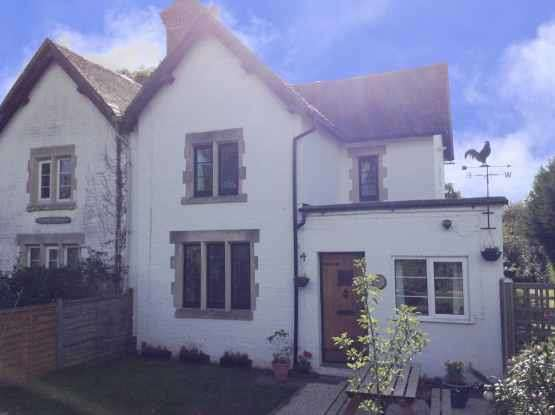 3 Bedrooms Semi Detached House for sale in Worcester Road, Evesham, Worcestershire, WR11 4TD