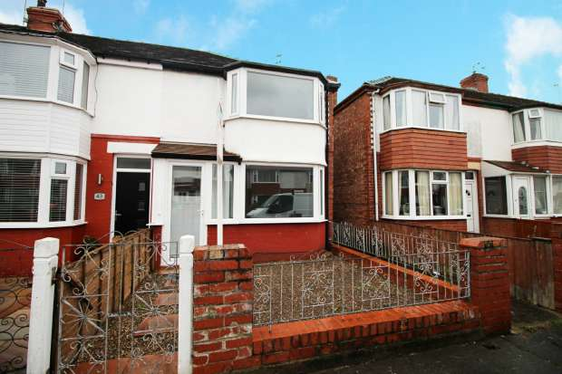 2 Bedrooms Property for sale in High Bank Avenue, Blackpool, Lancashire, FY4 4PR