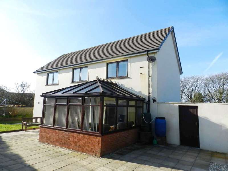5 Bedrooms Detached House for sale in Ripabella, Roch, Haverfordwest, Pembrokeshire