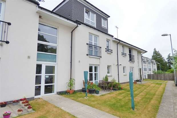 2 Bedrooms Flat for sale in 4 Littlemill Place, Bowling, Glasgow, West Dunbartonshire