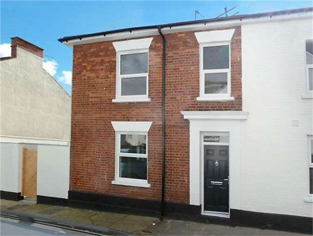 2 Bedrooms End Of Terrace House for sale in James Street, Salisbury, Wiltshire