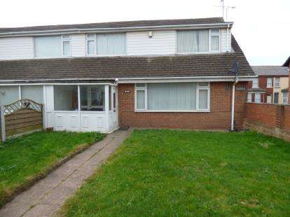 3 Bedrooms Semi Detached House for sale in The Marina, Green Lane, Brighton-Le-Sands, Merseyside, L22