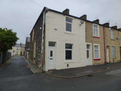 3 Bedrooms End Of Terrace House for sale in Eldwick Street, Burnley, Lancashire