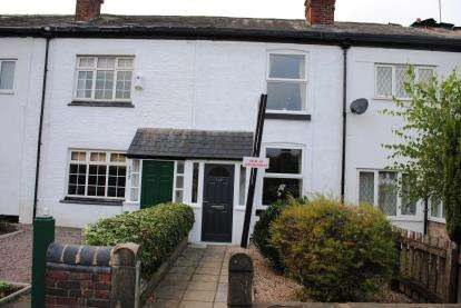 2 Bedrooms Terraced House for sale in Ladybridge Road, Cheadle Hulme, Cheadle, Greater Manchester