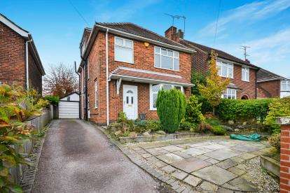 4 Bedrooms Detached House for sale in Searby Road, Sutton-In-Ashfield, Nottinghamshire, Notts