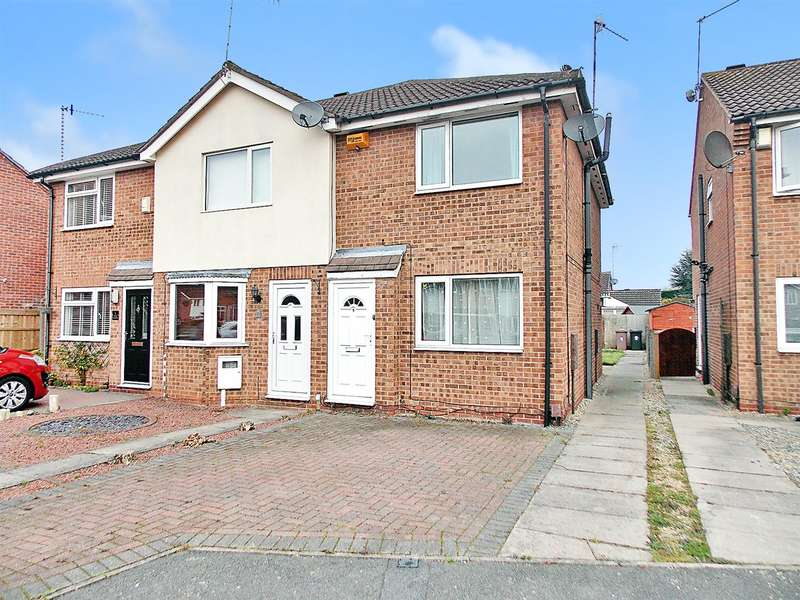 2 Bedrooms Property for sale in Near Meadow, Long Eaton