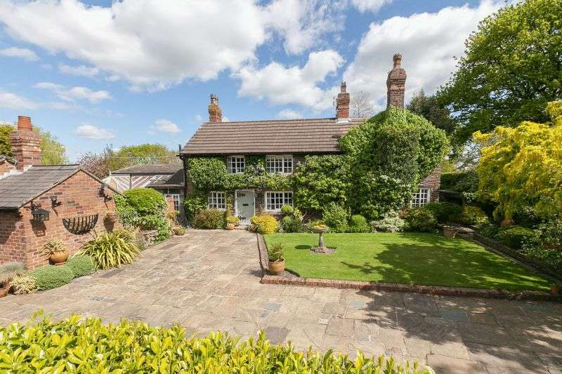 3 Bedrooms Detached House for sale in Anderton Farm, Grimshaw Green Lane, Parbold, WN8 7BB