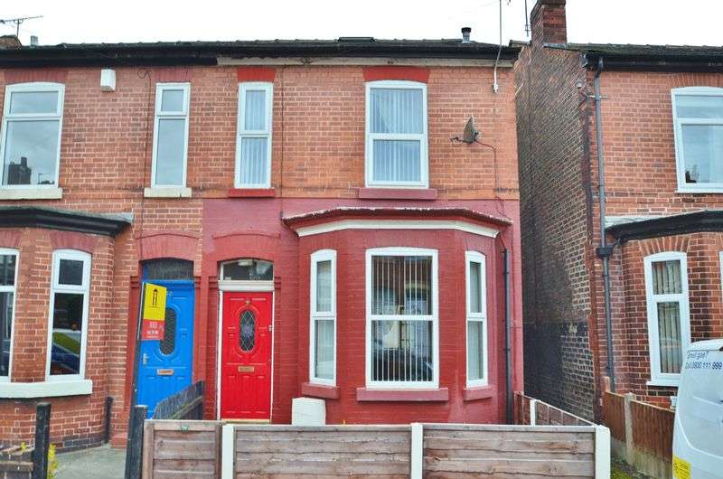 2 Bedrooms Semi Detached House for sale in Cannon Street, Manchester
