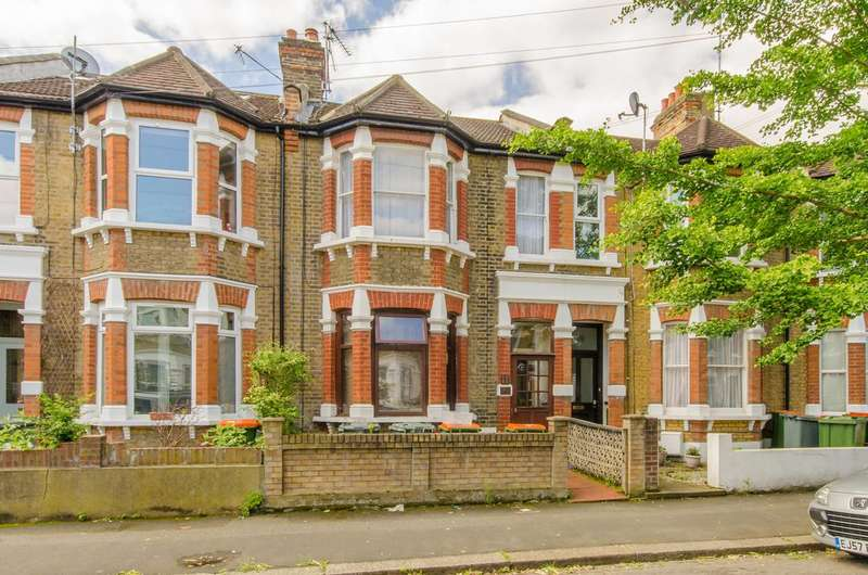 1 Bedroom Flat for sale in Sidney Road, Forest Gate, E7