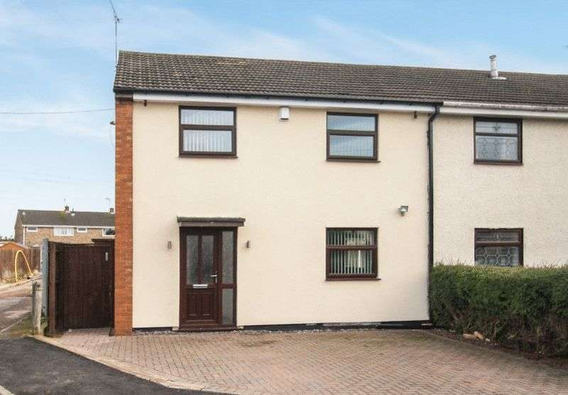 3 Bedrooms Semi Detached House for sale in Humphrey Davy Road, Bedworth