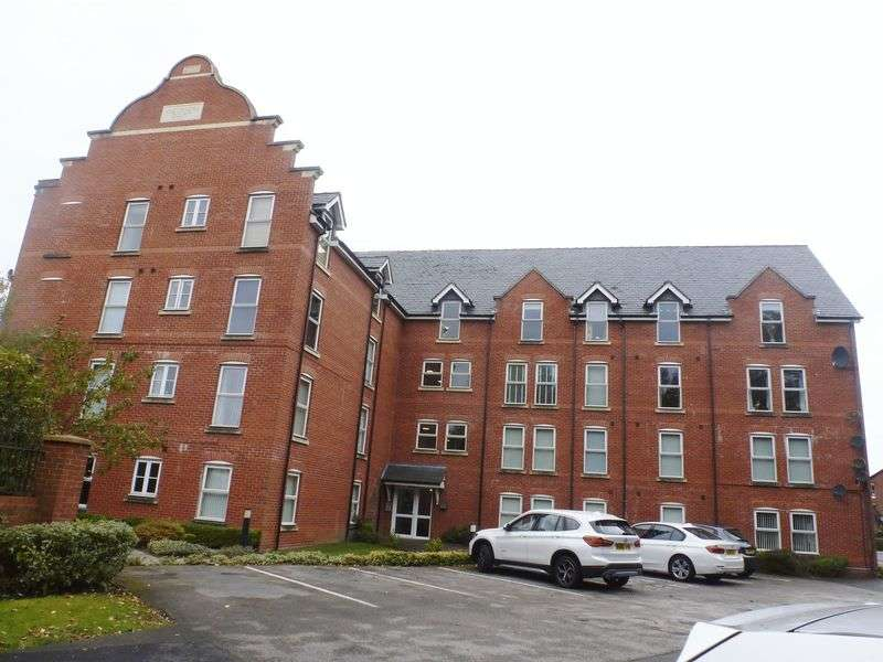 2 Bedrooms Flat for sale in Alexandra Court, College Road, Crosby