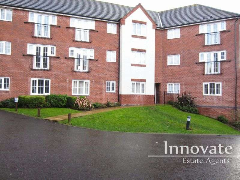 2 Bedrooms Flat for sale in Severn Rise, Rowley Regis