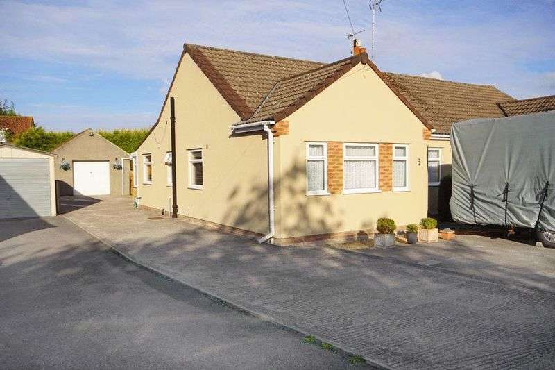 3 Bedrooms Semi Detached Bungalow for sale in 24 Rathbone Close, Coalpit Heath, Bristol BS36 2TN