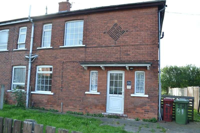 3 Bedrooms Semi Detached House for sale in Jackson Road, Scunthorpe