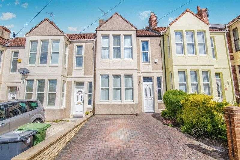 3 Bedrooms Terraced House for sale in School Road, Kingswood, Bristol, BS15 8BJ