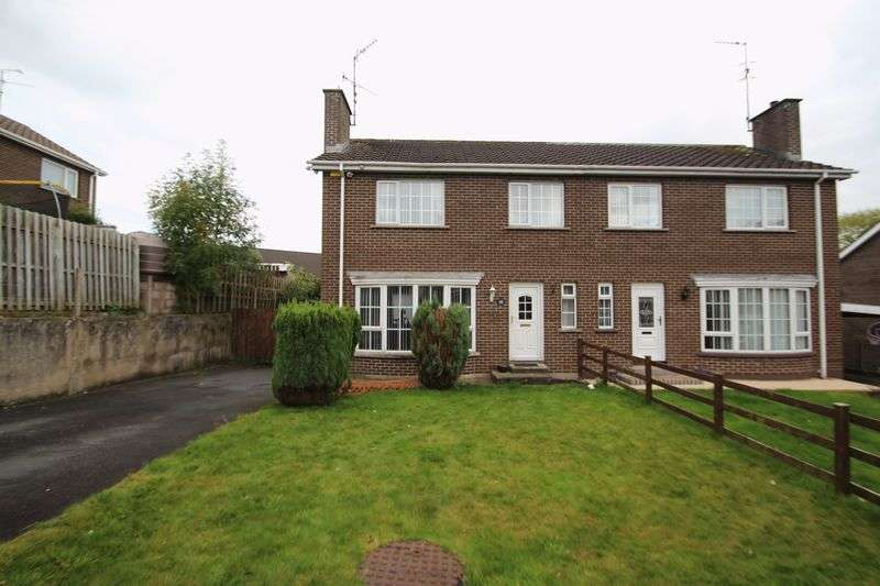 3 Bedrooms Semi Detached House for sale in 33 Kensington Park, Portadown