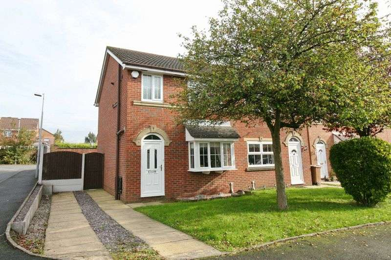 3 Bedrooms Retirement Property for sale in Linnets Wood Mews Worsley Manchester