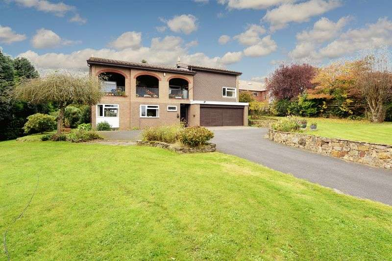 5 Bedrooms Detached House for sale in Buildwas Lane, Little Wenlock, Nr. Telford, Shropshire.