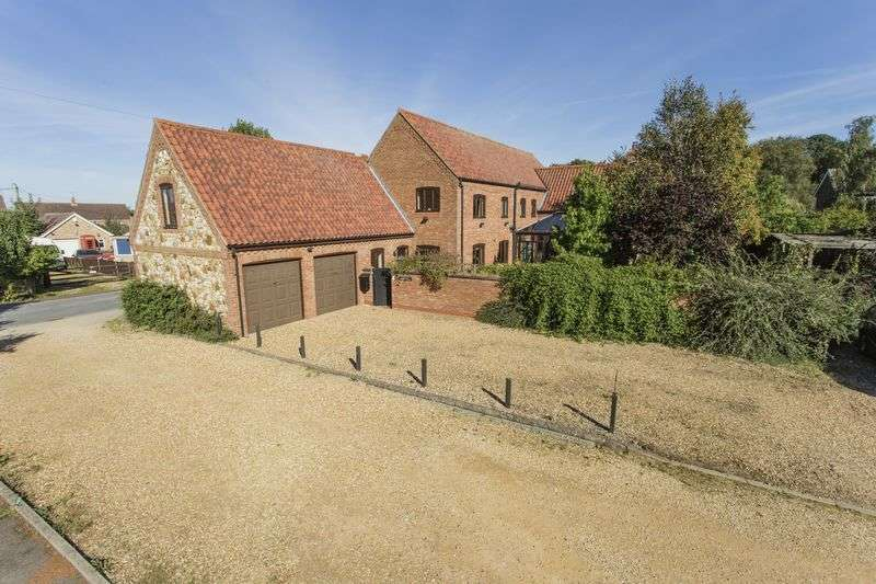 6 Bedrooms Property for sale in New Townsend Barn, Wereham