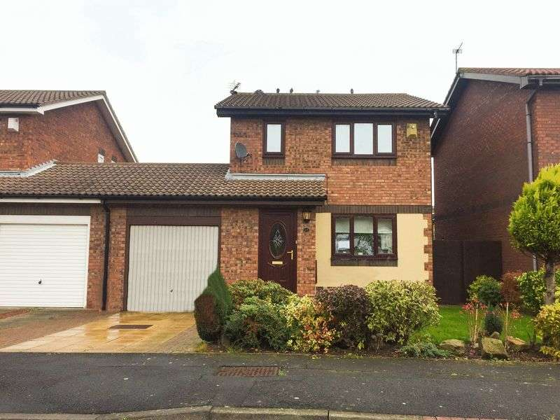 3 Bedrooms Detached House for sale in North Drive, Hebburn