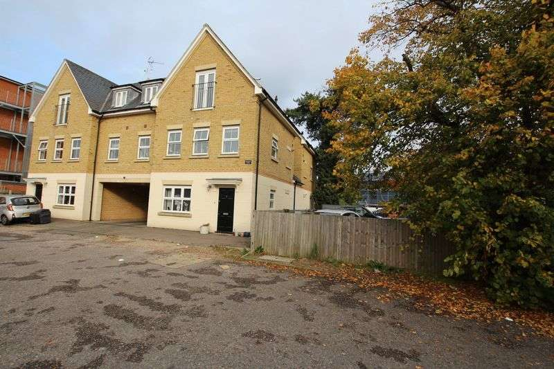 2 Bedrooms Flat for sale in Portland Court, Hoddesdon
