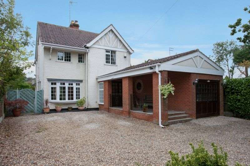 4 Bedrooms Detached House for sale in Corton, Lowestoft