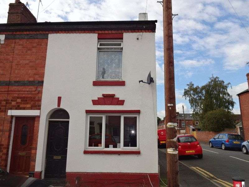 2 Bedrooms Terraced House for sale in Wood Street, Kidderminster DY11 6UA