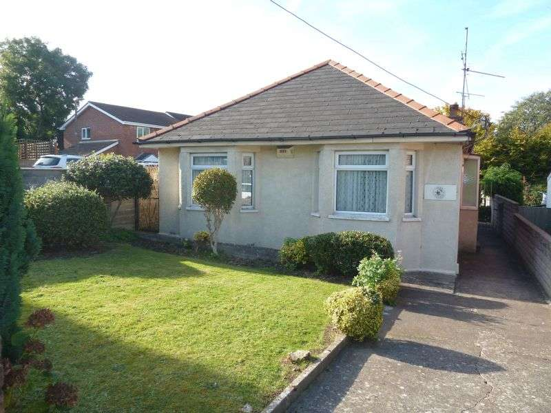 3 Bedrooms Detached Bungalow for sale in Pencoedtre Road, Barry