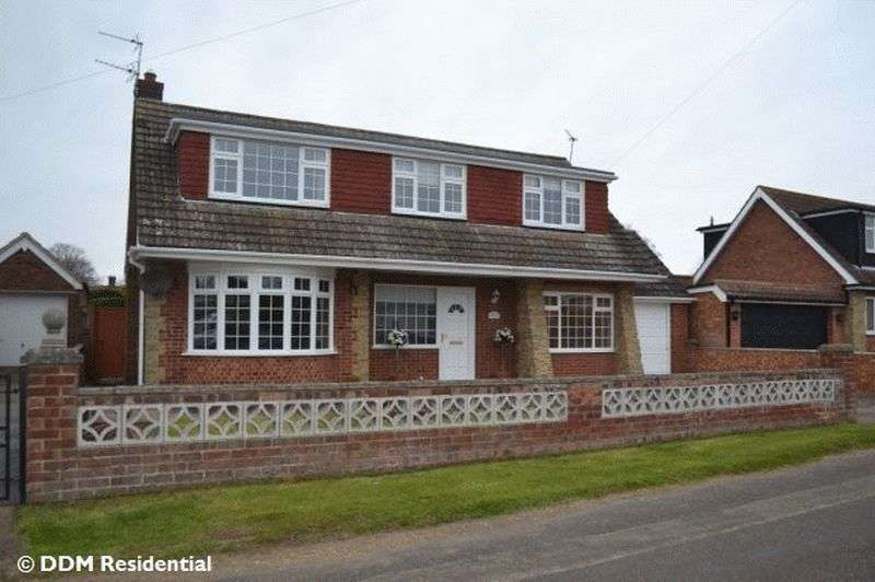 4 Bedrooms Detached House for sale in Littlefield Lane, Marshchapel, Grimsby