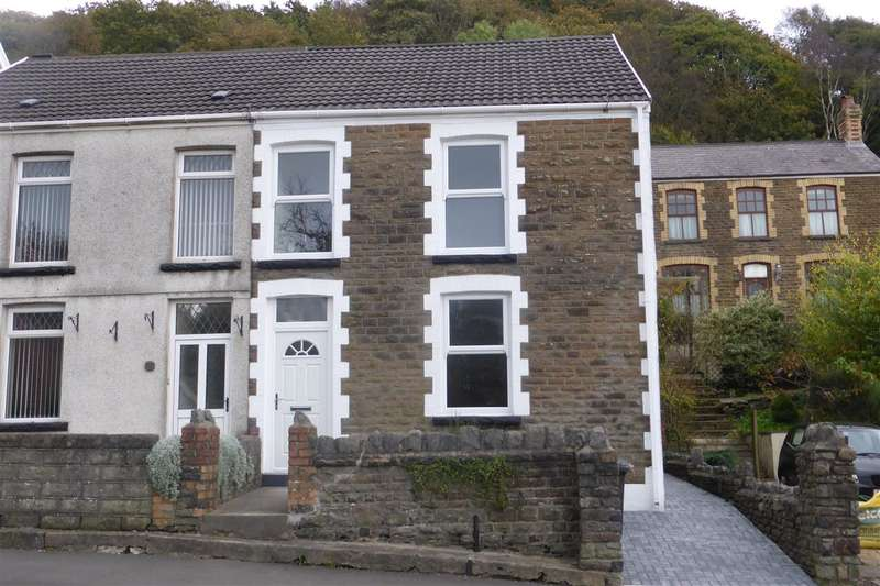 Semi Detached House for sale in 50 The Highlands, Neath Abbey, Neath