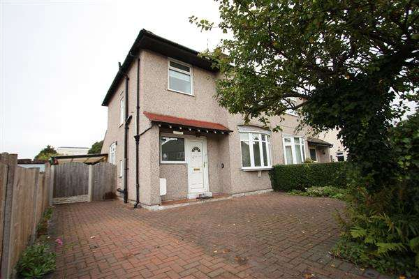 3 Bedrooms Semi Detached House for sale in Orchard Road, Ellesmere Port