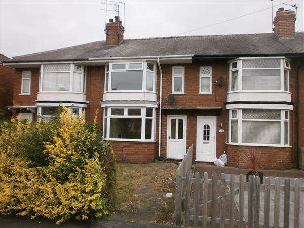 3 Bedrooms Terraced House for sale in Nelson Road, Hull