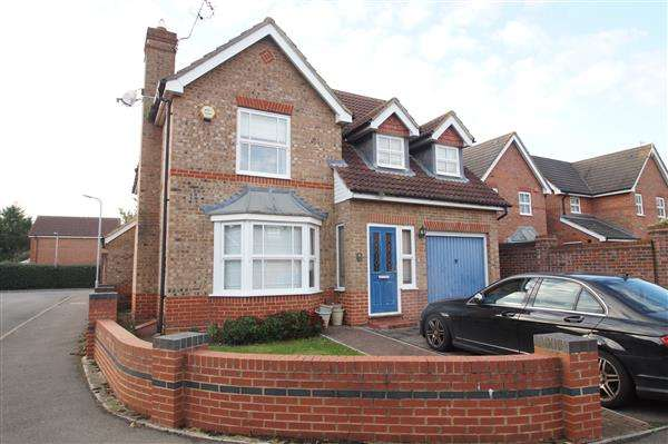 5 Bedrooms Detached House for sale in Nine Acres, Cippenham, Slough
