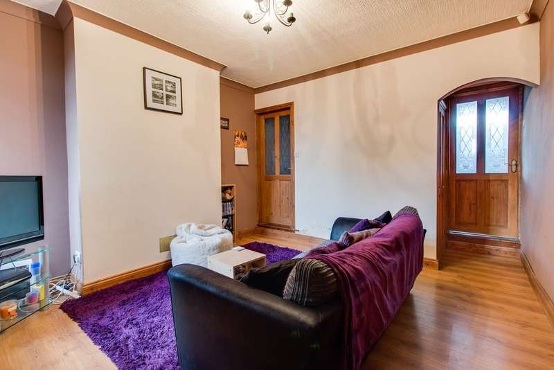 2 Bedrooms Terraced House for sale in Hardstoft Road, Pilsley, Chesterfield