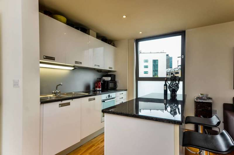 2 Bedrooms Flat for sale in East Ferry Road, Isle Of Dogs, E14