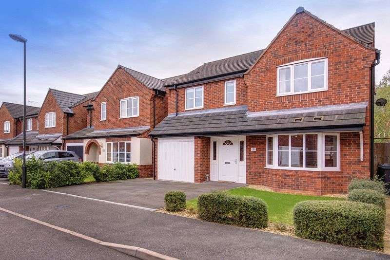 4 Bedrooms Detached House for sale in HULL STREET, HILTON